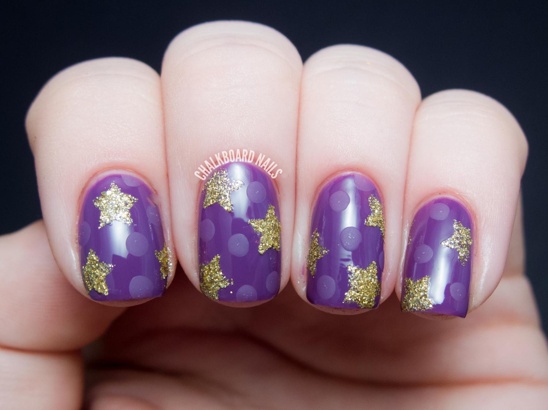 supa nails colorful gold - photo #20