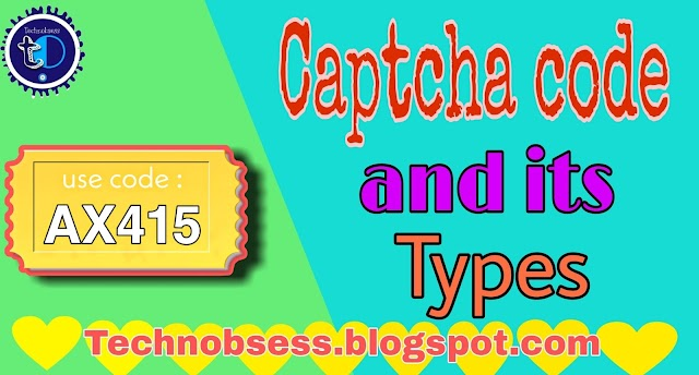 What is Captcha and its Types