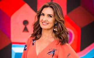 Fátima Bernardes, da Globo, informa que está com câncer de útero