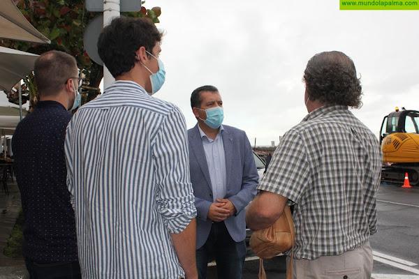 Santa Cruz de La Palma avanza en la tramitación del Centro de Deportes Náuticos