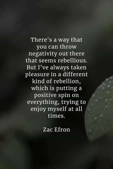 Negativity Quotes : negativity, quotes, Negativity, Quotes, That'll, Inspire, Think, Positively
