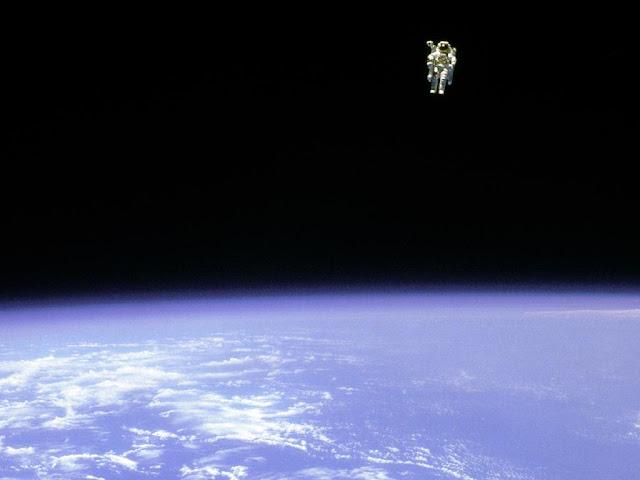 Caminhada Espacial e raios cósmicos