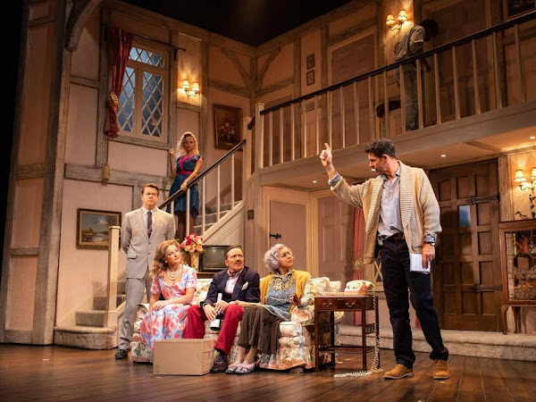 Noises Off, Garrick Theatre | Review