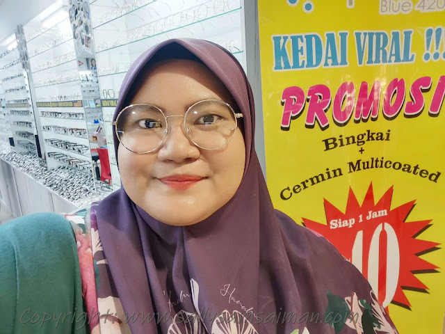 Eye Pro Vision; kedai viral No 1 di Malaysia