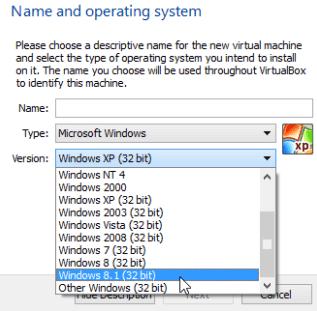 64Bit tidak tampil
