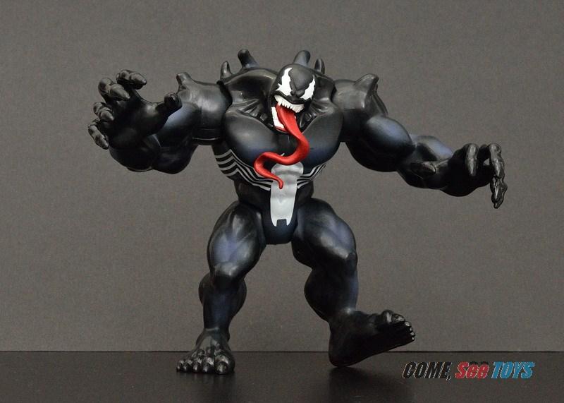 ultimate spider man venom toy - photo #17
