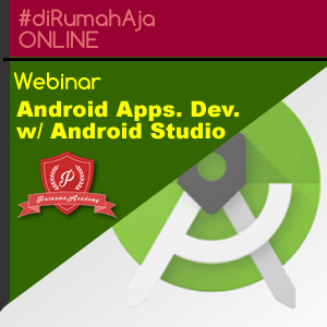 ANDROID APPLICATIONS DEVELOPMENT WITH ANDROID STUDIO-WEBINAR