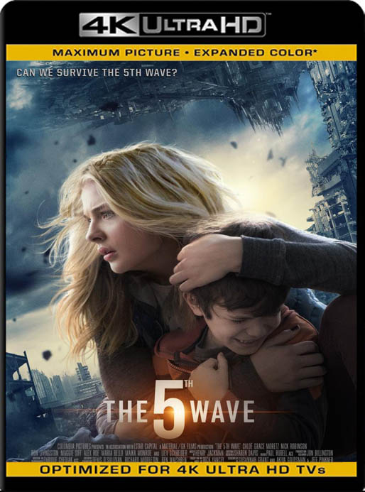 La Quinta Ola (The 5th Wave) (2016) 4K 2160p UHD [HDR] Latino [GoogleDrive]