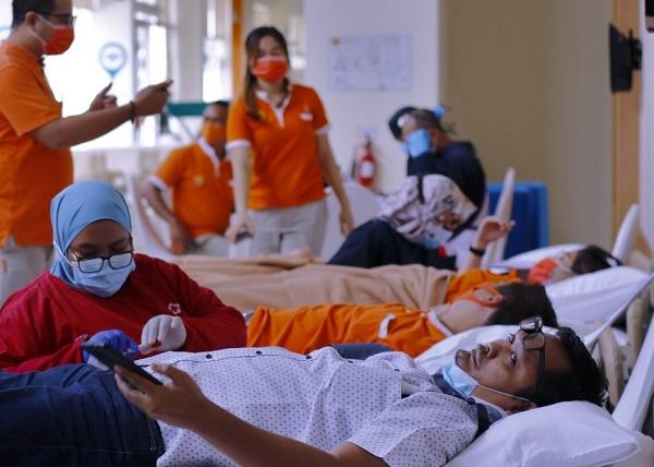 Peduli Sesama, Harris Hotel Batam Center Kembali Gelar Donor Darah