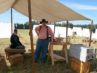 WCWA Snoqualmie Reenactment 2016 4th US Fly