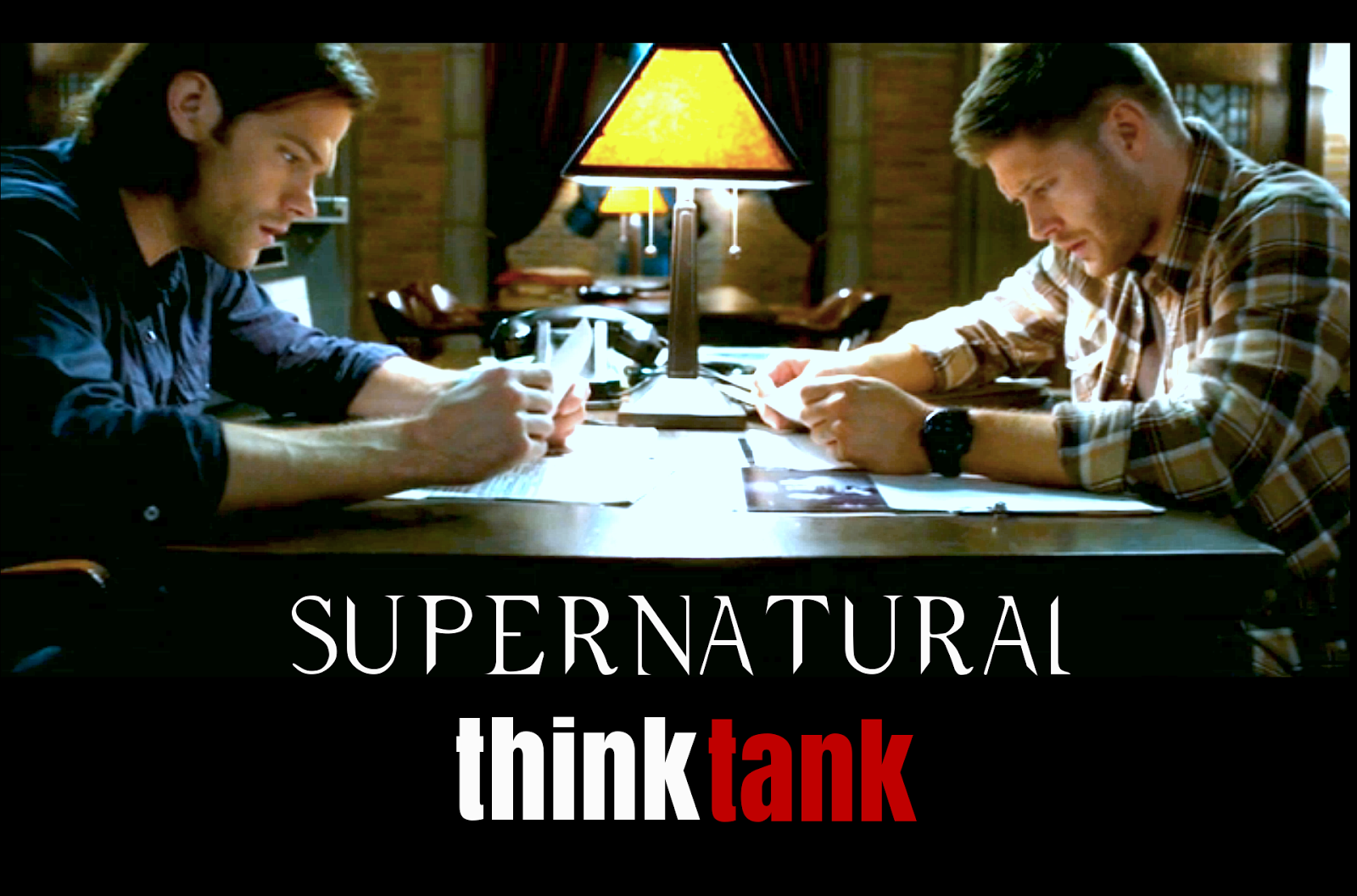 sweetondean: SUPERNATURAL THINK TANK - Theories and Thinky