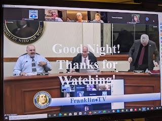 FM #597 - Town Council Quarterbacking - 09/01/21 (audio)