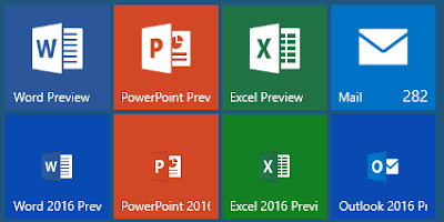 Microsoft Office 2016 Pro Plus + Visio Pro + Project Pro 16.0.4266.1001 RePack + Cracked