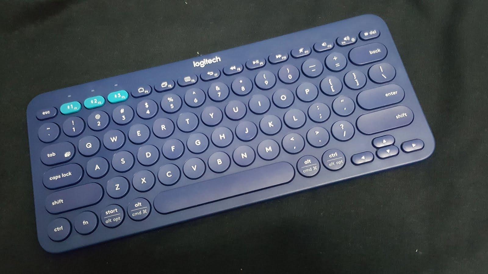 Logitech K380 Multi-Device Review | jeremy sg | jalormee