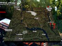 Map Meratus Offroad v2.0 – SpinTires 03.03.16
