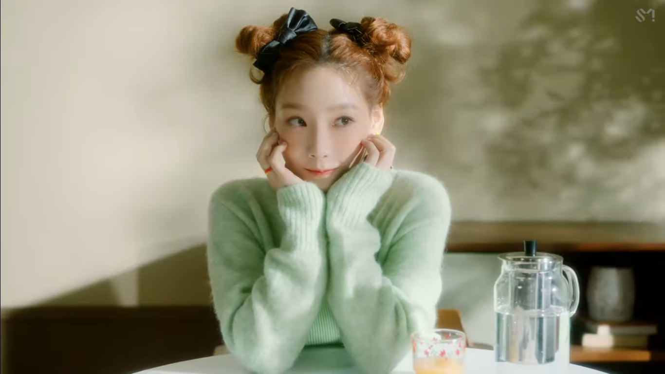 Taeyeon Smiles Shyly on Comeback MV Teaser 'Happy'