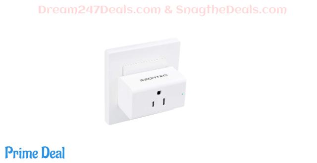 Smart Plug 50% OFF