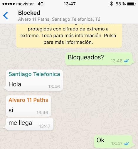 Un informático en el lado del mal: WhatsApp: Cómo conseguir