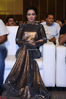 Actress Catherine Tresa in Golden Skin Tight Backless Gown at Gautam Nanda music launchi ~ Exclusive Celebrities Galleries 005.JPG