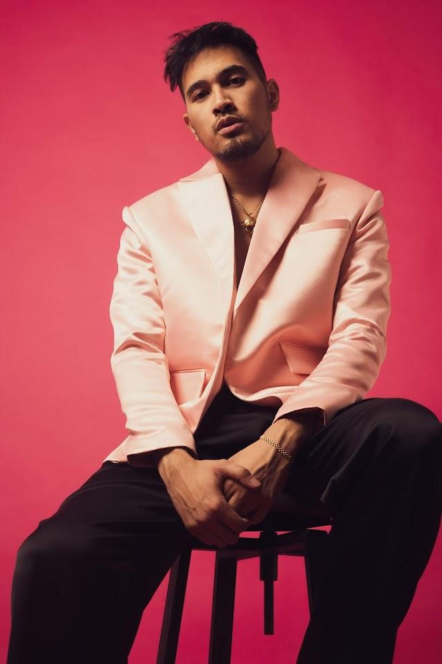 Adrian Khalif rilis single bertajuk Alibi