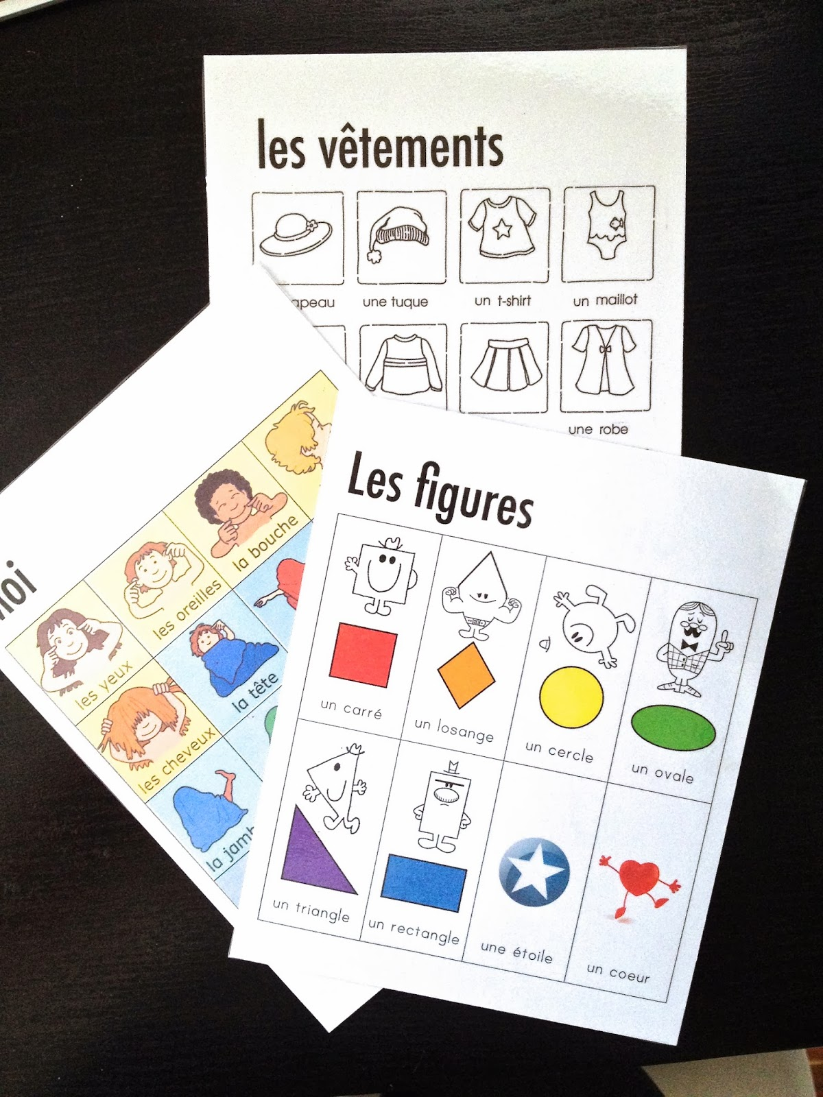 small resolution of Madame Belle Feuille: j'aime lire - teaching reading in grade 1 French  Immersion