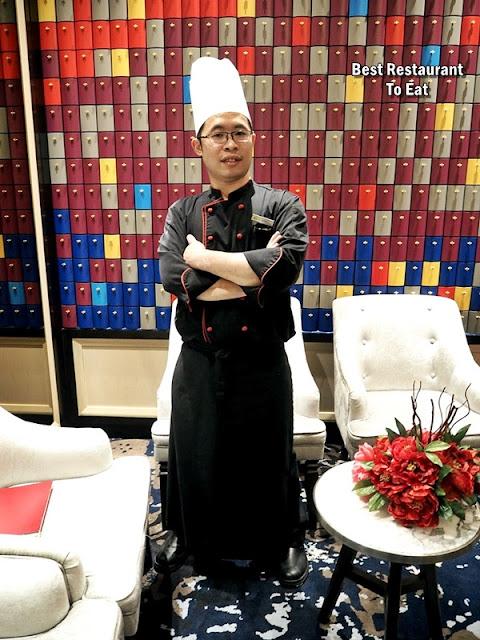 Chef Tommy Choong Chan Hoo