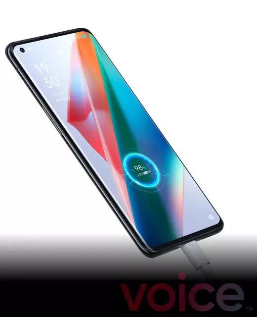 OPPO Find X3 Pro Charging