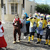 Último dia dos mascarados no Carnaval de Mairi