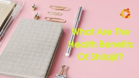 Health Benefits Of Shilajit