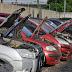 Mais de 1.200 veículos serão leiloados pelo Detran-DF