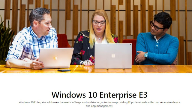 how windows 10 enterprise saas enhances business productivity