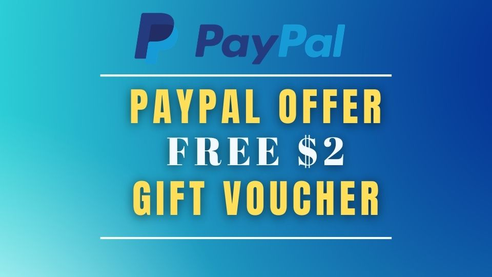Paypal offer, Earn Free money