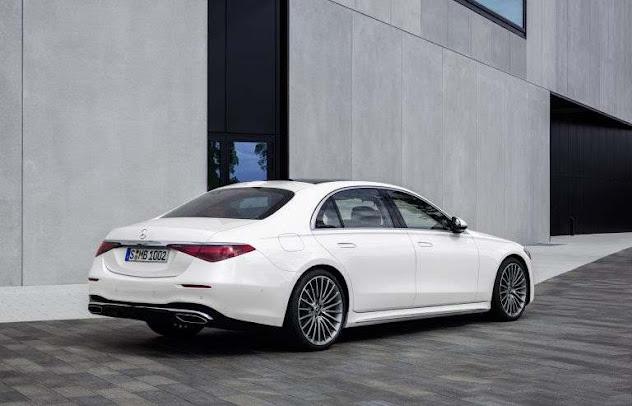 Mercedes S-Class W223 2020 2021