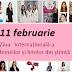 11 februarie: Ziua   Internațională a  femeilor și fetelor din știință
