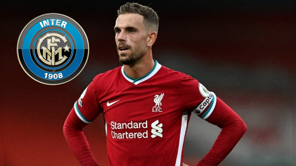 Inter Milan eye Jordan Henderson's transfer.
