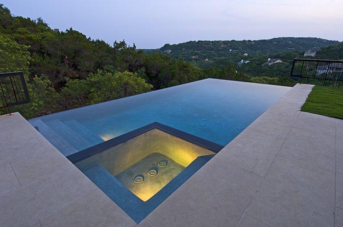 Zero edge pool perfect playa vik pool negative edge zero - Invisible edge pool ...