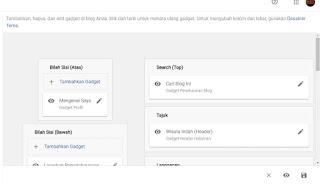 Cara Mengupdate Layout Blogger ke Versi Terbaru
