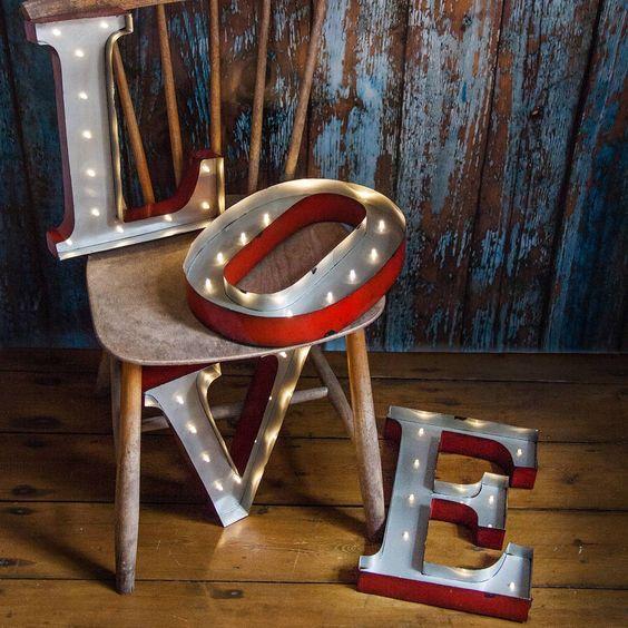 Cosas Bonitas: Letras Love-14
