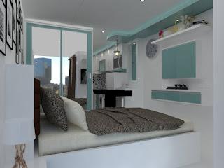 paket-interior-apartemen-studio-the-enviro