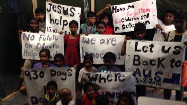 Niños en campos de Australia sufren asaltos y abusos sexuales