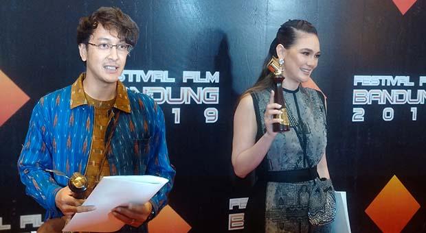 Daftar Lengkap Peraih Penghargaan Terpuji Festival Film Bandung 2019