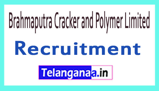 Brahmaputra Cracker and Polymer Limited  BCPL Recruitment