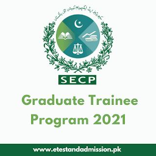 SECP Graduate Trainee Program 2021