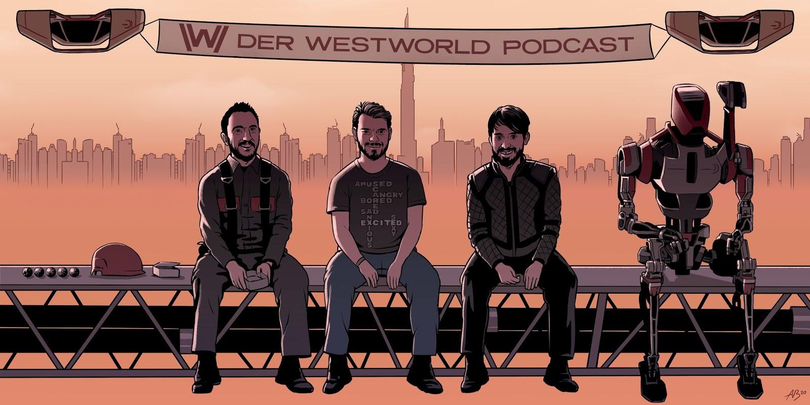 stuff der westworld podcast season