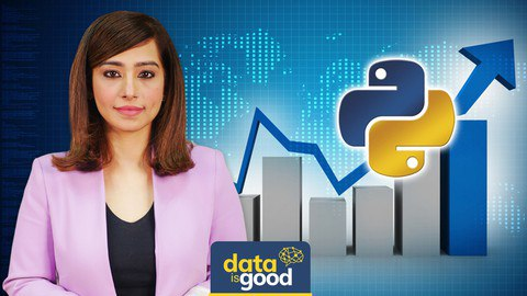 Time Series Analysis in Python. Master Applied Data Analysis [Free Online Course] - TechCracked