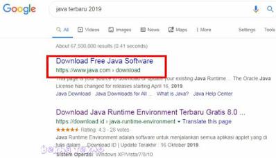 download-free-java-terbaru