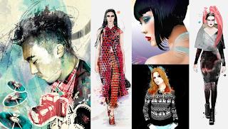 Ilustración de moda: de la pasarela al papel
