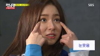 Shin Se Kyung 신세경 Running Man E241 Screencap 24