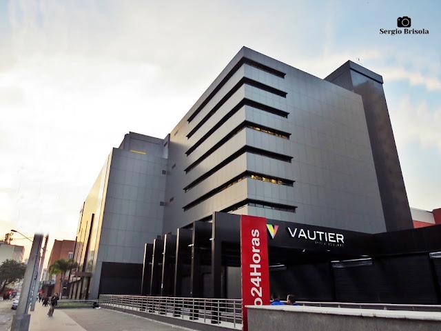 Vista ampla do Shopping Vautier Premium - Brás - São Paulo