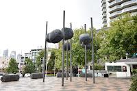 Stones Touching the Sky by Ken Unsworth | Darlinghurst Public Art